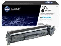 Заправка картриджа HP 17A (CF217A)