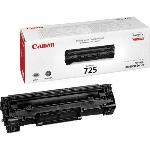 Заправка картриджа Canon 725 для аппаратов F-158200, LBP-6000, LBP-6020, LBP-6030, MF-3010