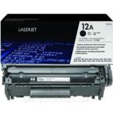 Заправка картриджа HP 12A (Q2612А)