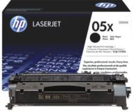 Заправка картриджа CE505X HP 05X
