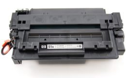 Заправка картриджа HP 51A (Q7551A)