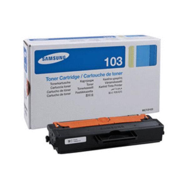 Заправка картриджа Samsung 103L (MLT-D103L) для аппаратов ML-2950, ML-2955, SCX-4727, SCX-4728, SCX-4729