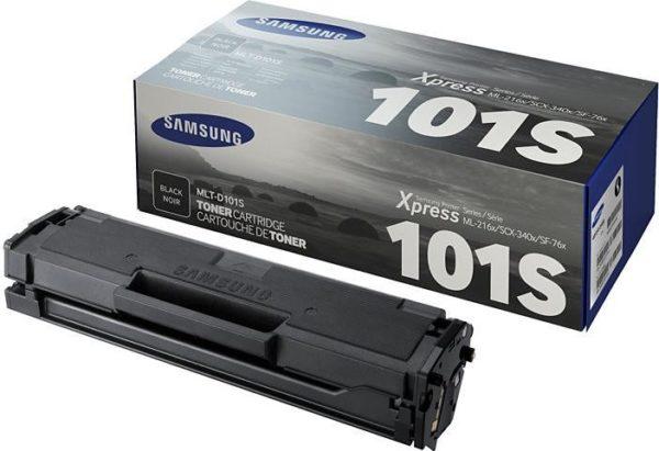 Заправка картриджа Samsung 101S (MLT-D101S) для аппаратов ML-2160, ML-2162, ML-2165, ML-2167, ML-2168, SCX-3400, SCX-3405, SCX-3407, SF-760