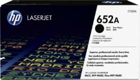 Заправка картриджа CF320A HP 652A Тонер-картридж черный