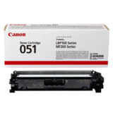 Заправка 2168C002 Canon 051 Тонер-картридж черный