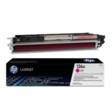 Заправка CE313A HP 126A Тонер-картридж пурпурный