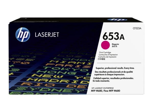 Заправка картриджа CF323A HP 653A Тонер-картридж пурпурный в городе харьков