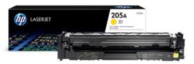 Заправка CF532A HP 205A Тонер-картридж желтый