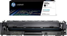 Заправка CF530A HP 205A Тонер-картридж черный