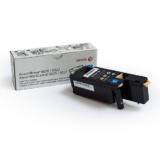 Заправка картриджа 106R02760 Xerox Phaser 6020, 6022, WorkCentre 6025, 6027 (голубой)