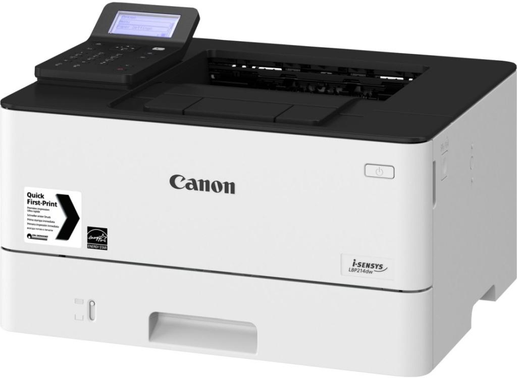 Canon i-SENSYS LBP214dw: еще один беспроводной лазерник для средних рабочих групп