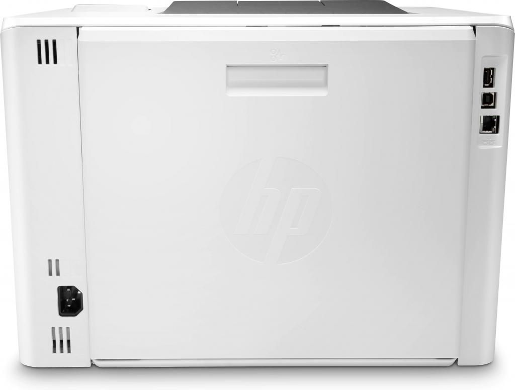 Устройство и внешние параметры HP Color LaserJet Pro M454dn
