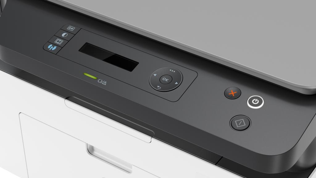 Устройство и внешний вид МФУ HP Laser 135w