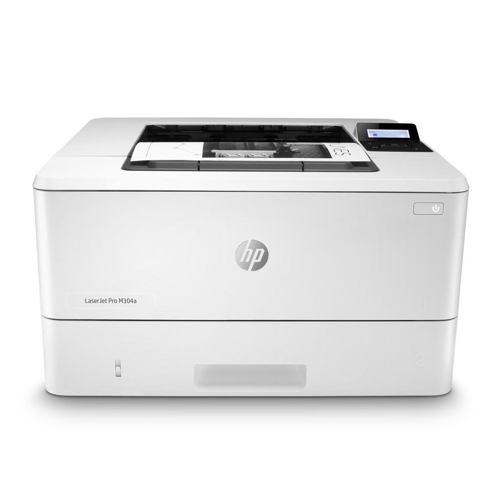 Устройство и внешние параметры HP LaserJet Pro M304a