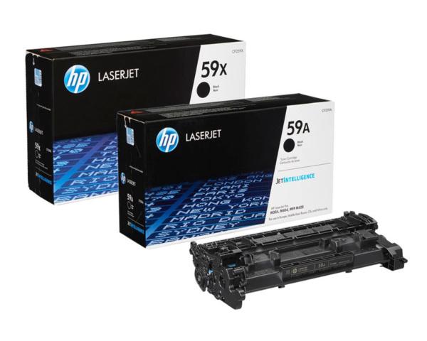 Заправка картриджа HP 59a для аппаратов HP LaserJet Pro M404dn (W1A53A), HP LaserJet Pro M404dw (W1A56A), HP LaserJet Pro M404n (W1A52A), МФУ HP LaserJet Pro M428dw (W1A28A), МФУ HP LaserJet Pro M428dw (W1A31A), МФУ HP LaserJet Pro M428fdn (W1A29A), МФУ HP LaserJet Pro M428fdn (W1A32A), МФУ HP LaserJet Pro M428fdw (W1A30A)