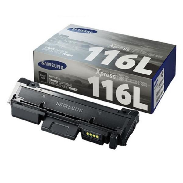 Заправка картриджа Samsung MLT-D116L для аппаратов Samsung Xpress M2625, M2626, M2675, M2676, M2825, M2826, M2835dw, M2875, M2876, M2885fm