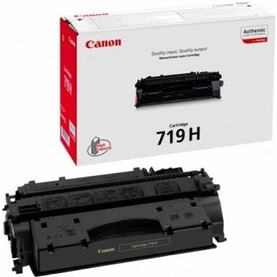 Заправка картриджа Canon 719H для аппаратовCanon LBP6300, LBP6310, LBP6650, LBP6670, LBP6680, MF5840, MF5880, MF5940, MF5980, MF6140, MF6180