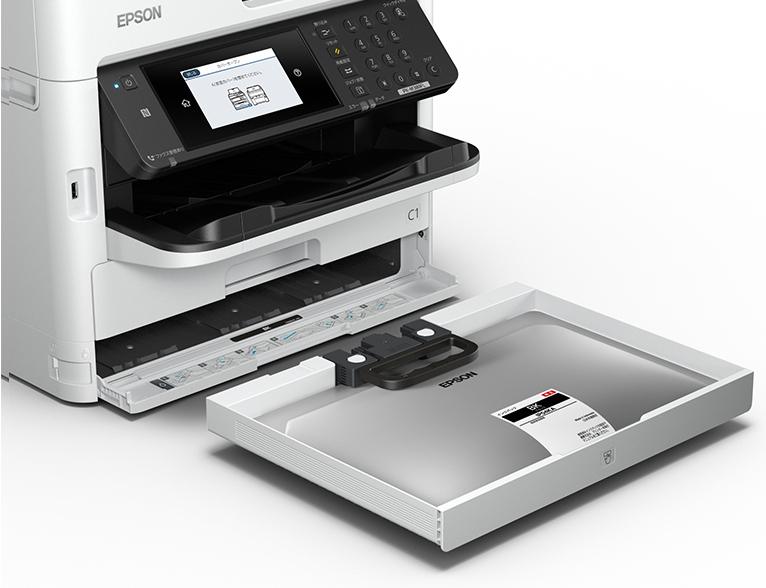 МФУ Epson PX-M380F: чернильные пакеты и приличная функциональность