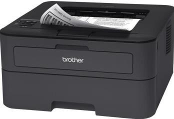 Принтер Brother HL L2360DNR: фото