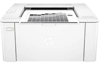 Принтер HP LaserJet Pro M104w: фото