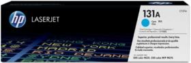 Заправка CF211A HP 131A Тонер-картридж голубой